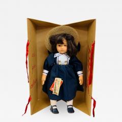 Lenci Rare Vintage 1980s Lenci Doll Serial Number 46 - 1677288