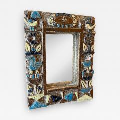 Les Argonautes Ceramic Mirror France 1960s - 1994220