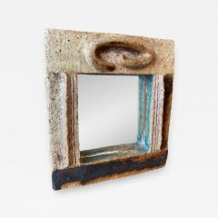 Les Argonautes Ceramic Mirror France 1960s - 1996461