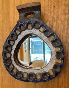 Les Argonautes Ceramic Mirror France 1960s - 2007115