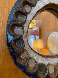 Les Argonautes Ceramic Mirror France 1960s - 2007116