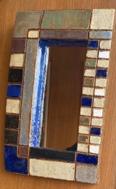 Les Argonautes Ceramic Mirror France 1960s - 2011141