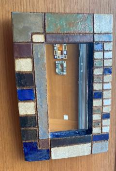 Les Argonautes Ceramic Mirror France 1960s - 2011142