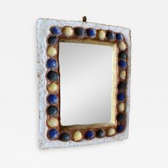 Les Argonautes Les Argonautes Ceramic Mirror France 1960s - 2033831