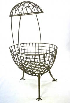 Les Lalanne Hen shaped astounding cradle in the style of lalanne - 1506328