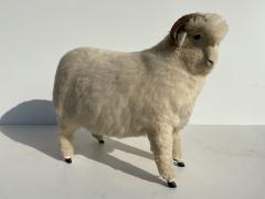 Les Lalanne Sheep Sculpture Footrest - 1275663