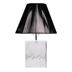Les Prismatiques Les Prismatiques Chic Table Lamp in Lucite 1970s - 1965396