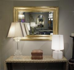 Les Prismatiques Les Prismatiques Exceptional Lucite Table Lamp 1970s - 666061