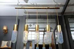 Leucos Brass and Glass Pendant by Leucos - 720614