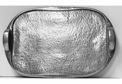 Liberty Co Liberty and Co hammered Pewter Tray 1902 1905 att Archibald Knox - 2007769