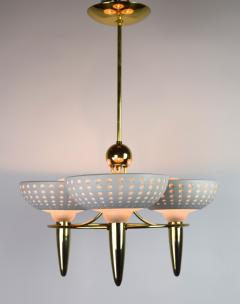 Lightolier A Mid Century Lightolier Chandelier - 477895