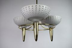 Lightolier A Mid Century Lightolier Chandelier - 477902