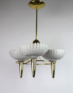 Lightolier A Mid Century Lightolier Chandelier - 477903