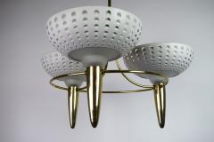 Lightolier A Mid Century Lightolier Chandelier - 477904