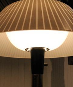 Lightolier Mid Century Brass Floor Lamp Lightolier - 76162