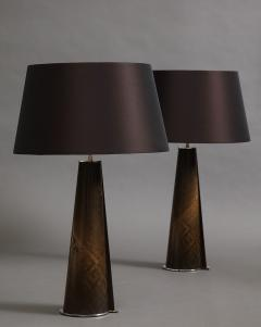 Ludwig Dominique Pair of Table Lamps - 525315