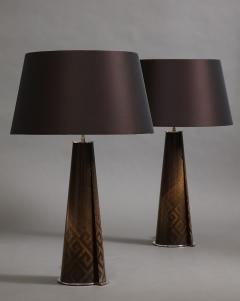 Ludwig Dominique Pair of Table Lamps - 525316