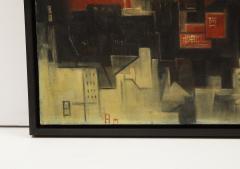 Luis Evan Untitled Oil on Canvas by Luis Evan - 1786614