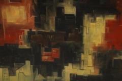 Luis Evan Untitled Oil on Canvas by Luis Evan - 1786616