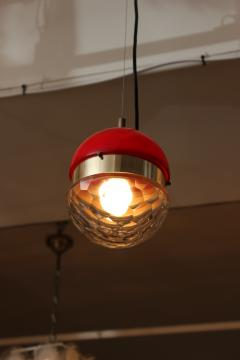 Lumi Lumi Pendant in Cut Glass with Plexiglass Made in Italy - 474162