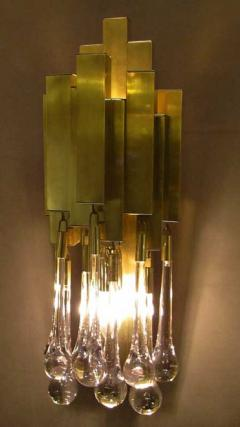 Lumica Pair of 1970s wall lights by Lumica in Barcelone Spain - 914009