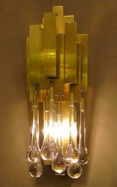 Lumica Pair of 1970s wall lights by Lumica in Barcelone Spain - 914010