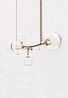 Lumifer by Javier Robles Helix Horizontal Ceiling Pendant - 1550398