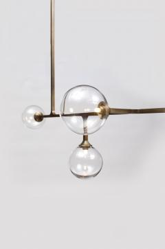 Lumifer by Javier Robles Helix Horizontal Ceiling Pendant - 1550399