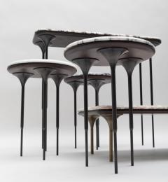 Lumifer by Javier Robles NYX Side Table - 1552421