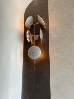 Lumifer by Javier Robles Quilla 5 Point Wall Sconce Floor Sample - 1858501