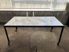 Lumifer by Javier Robles Stone Top Meeting Table by Javier Robles - 1857057