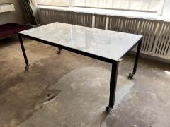 Lumifer by Javier Robles Stone Top Meeting Table by Javier Robles - 1857058