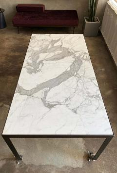 Lumifer by Javier Robles Stone Top Meeting Table by Javier Robles - 1857060