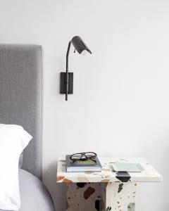 Lumifer by Javier Robles Switch 1 Arm Sconce - 1553125