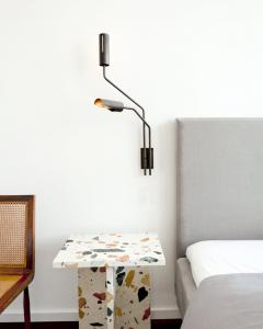 Lumifer by Javier Robles Switch 2 Arm Up Sconce - 1553113