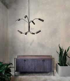Lumifer by Javier Robles Switch 8 Arm Chandelier Floor Sample - 2063071