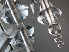 Lutyens Acrylic 5 Arm Pendant - 1817902