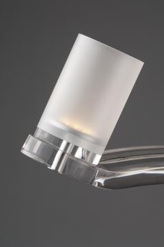 Lutyens Acrylic 5 Arm Pendant - 1817903