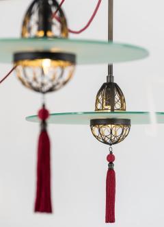 Lutyens Cardinal Hat Lights - 1469581