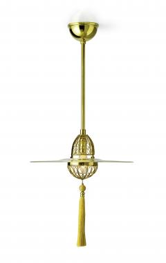 Lutyens Cardinal Hat Pendant - 1548695