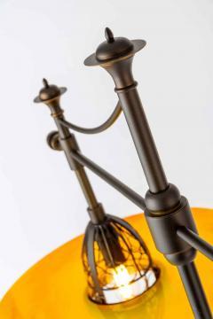 Lutyens Cardinal Hat Standing Lamp - 1823469