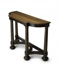 Lutyens D End Console Table - 1510146