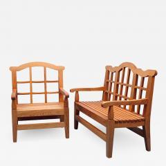 Lutyens Lili Garden Seat - 1810124