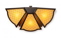 Lutyens Lozenge Canopy Sconce - 1999794