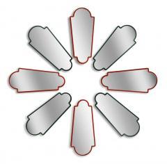 Lutyens Mirrors - 1823617