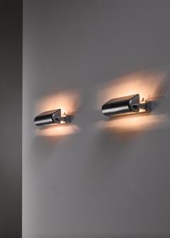 Lyfa Modernist nickel adjustable wall lamps by Lyfa - 1633248