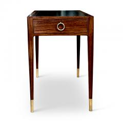 Lysberg Hansen Danish Deco Side Accent Table in Rosewood by Ernst Kuhn - 1460239