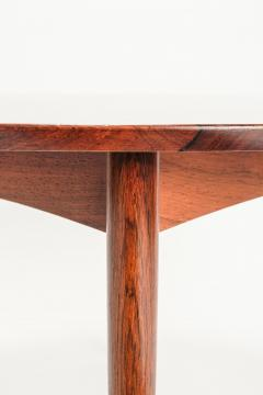 M belintarsia Club table Rosewood M belintarsia Denmark 50s - 2067448