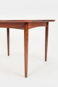 M belintarsia Club table Rosewood M belintarsia Denmark 50s - 2067455