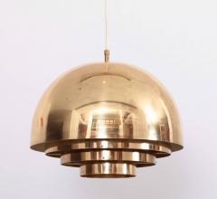M nchner Werkst tten Brass Chandelier or Pendant Light by Vereinigte Werkst tten M nchen - 551380